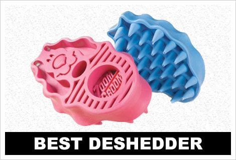 best deshedding tool